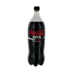 Coca Cola Zero Pet 1,5 Lt