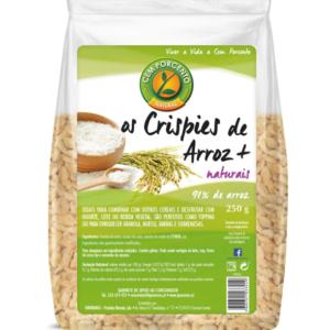Crispie Arroz Tufado 250 gr