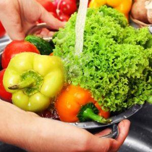 """Desinfetante para Frutas & Legumes """"SUMA"""" 30 gr."""