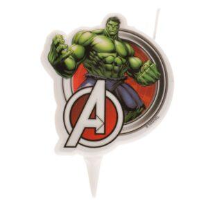 Vela 2D Hulk Avengers
