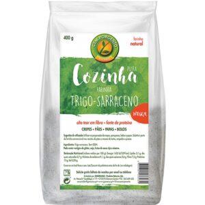 Farinha Trigo Sarraceno 400 gr