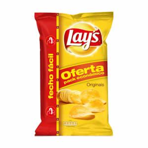 Batatas Fritas Lays Originais 250g