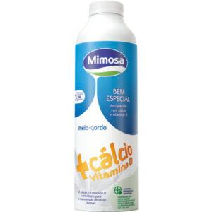 Leite Mimosa Especial Cálcio 1L