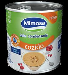 Leite Condensado Cozido Mimosa 397 gr