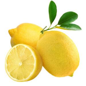 Limão inteiro fresco (3 unid)