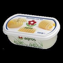 Manteiga Agros 250gr
