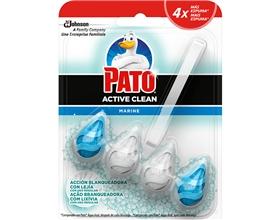 Bloco Sanitário Sun Pato Active Clean- Marine Lixivia WC