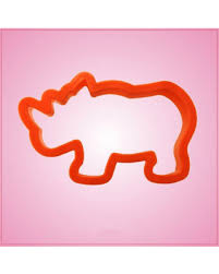 Cortante De Plástico - Rinoceronte